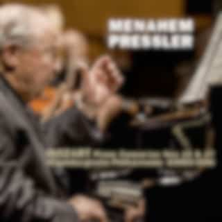 Mozart : Piano Concertos 23 & 27, Debussy, Chopin (Live)