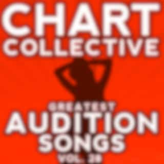 Greatest Audition Songs from the Musicals, TV & Movies, Vol. 28