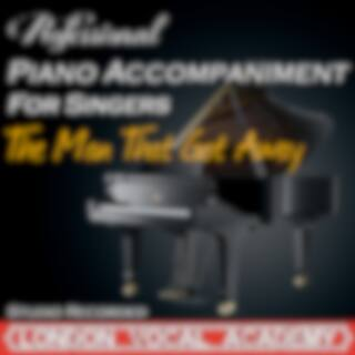The Man That Got Away ('A Star Is Born' Piano Accompaniment) [Professional Karaoke Backing Track]
