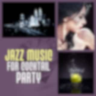 Jazz Music for Cocktail Party – Drink Bar, Smooth Jazz, Chilled Sounds, Sensual Piano, Soft Jazz