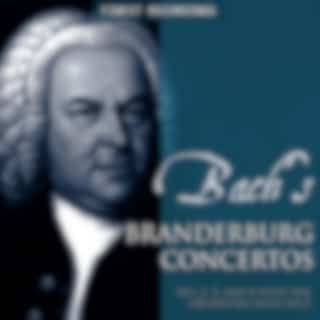 Finest Recordings - Bach's Brandenburg Concertos No. 2, 3, And 4 with the Orchestra Suite No. 3