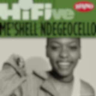 Rhino Hi-Five: Me'Shell Ndegeocello