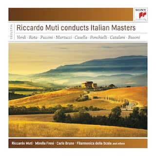 Riccardo Muti Conducts Italian Masters