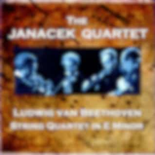 Beethoven: String Quartet in E Minor