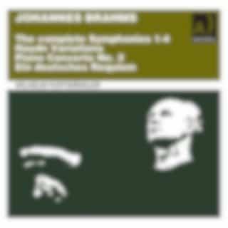 Brahms, Schubert & Smetana: Orchestral Works (Live)