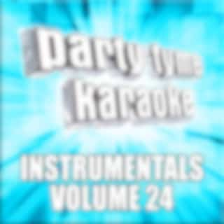 Party Tyme Karaoke - Instrumentals 24