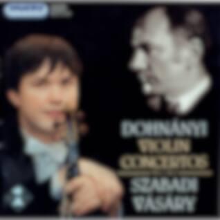 Dohnanyi: Violin Concertos Nos. 1 and 2