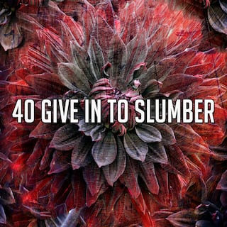 40 Give In to Slumber