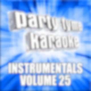 Party Tyme Karaoke - Instrumentals 25