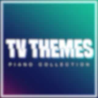 TV Themes - Piano Collection