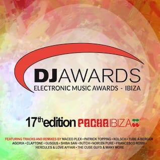 DJ Awards 2014 Ibiza [17Th Edition]