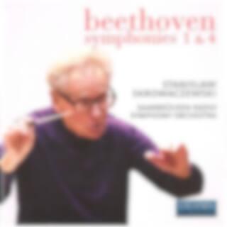 Beethoven : Symphonies Nos. 1 & 4