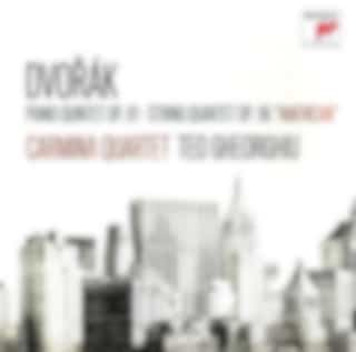 "Dvorák: Piano Quintet Op. 81 / String Quartet Op. 96, ""American"""