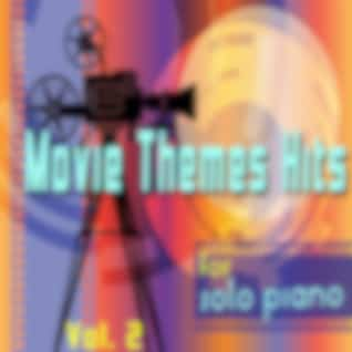 Movie Themes Hits for Solo Piano, Vol. 2