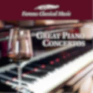 Great Piano Concertos (Famous Classical Music)