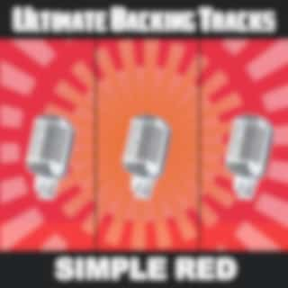 Ultimate Backing Tracks: Simply Red