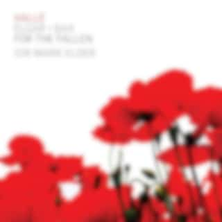 For the Fallen (Works by Elgar and Bax)