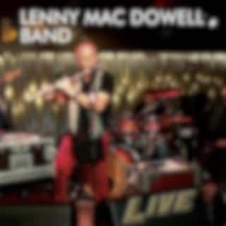 Lenny Mac Dowell Band (Live)