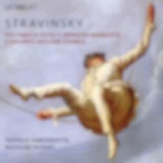 Stravinsky: Pulcinella, Apollon Musagète, Concerto in D