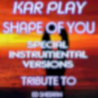 Shape of You (Special Instrumental Versions Tribute to Ed Sheeran)