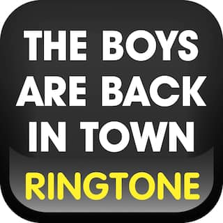 The Boys Are Back in Town (Cover) Ringtone