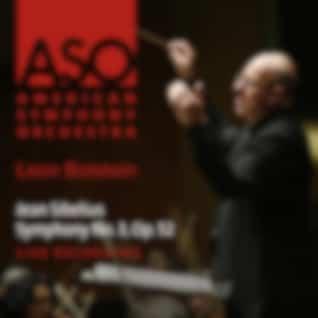 Sibelius: Symphony No. 3, Op. 52
