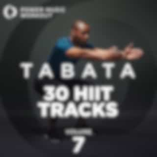 Tabata - 30 Hiit Tracks Vol. 7 (Tabata Music 20 Sec Work and 10 Sec Rest Cycles with Vocal Cues)