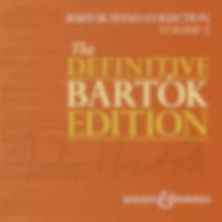 The Definitive Bartók Edition: Bartók Piano Collection, Vol. 2