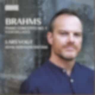 Brahms: Piano Concerto No. 1, Op. 15 & 4 Ballades, Op. 10