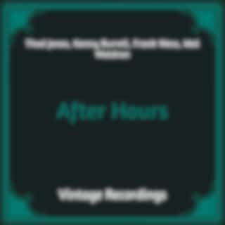 After Hours (Hq Remastered)