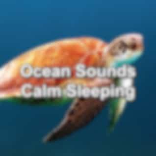 Ocean Sounds Calm Sleeping