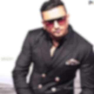 Rapstar Honey Singh