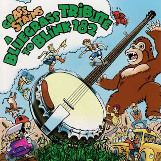 Grass Stains: A Bluegrass Tribute To Blink-182