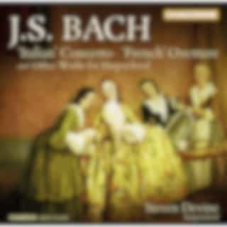 """Bach: """"Italian"""" Concerto, """"French"""" Overture & Other Works for Harpsichord"""