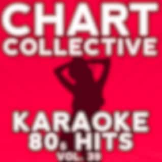 Karaoke 80s Hits, Vol. 39