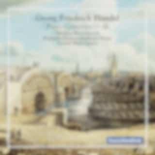 Händel: Piano Concertos