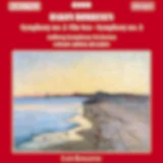 "Symphonie N° 2 ""La Mer"" & Symphonie N° 3 (BORRESEN Hakon)"