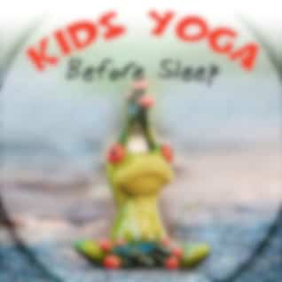 Kids Yoga Before Sleep – Lullaby for Deep Sleep, Relaxation & Massage, White Noise to Calm Down, Stop Crying Baby, Bedtime Music, Background Music, Nature Sounds