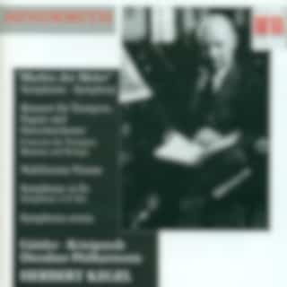 """HINDEMITH, P.: Symphony, """"Mathis der Maler"""" / Concerto for Trumpet, Bassoon and Strings / Nobilissima visione Suite (Kegel)"""