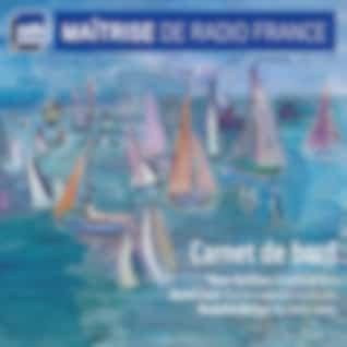 Dutilleux, Daniel-Lesur & Britten: Carnet de bord