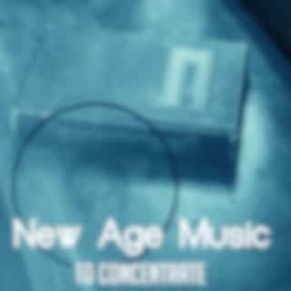 New Age Music to Concentrate – Learn with New Age, Soothing Sounds to Rest, Music to Calm Down, Rest a Bit