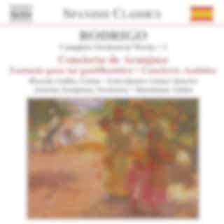 Rodrigo: Concierto De Aranjuez / Concierto Andaluz (Complete Orchestral Works, Vol. 2)