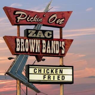 Pickin' on Zac Brown Band's Chicken Fried