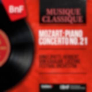 Mozart: Piano Concerto No. 21 (Mono Version)