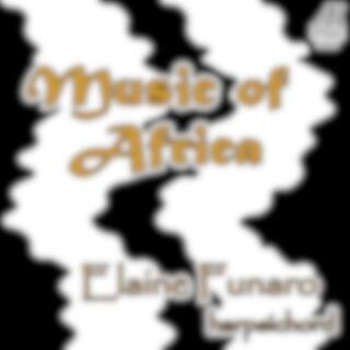 Music of Africa for Harpsichord