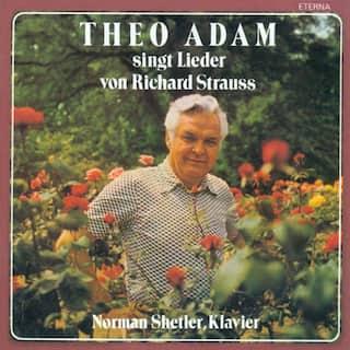 STRAUSS, R.: Lieder / Opera Arias (Adam)