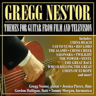 Themes For Guitar From Film And Television