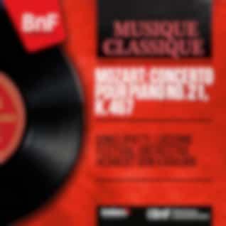 Mozart: Concerto pour piano No. 21, K. 467 (Mono Version)