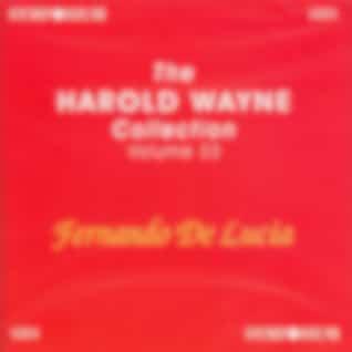 The Harold Wayne Collection, Vol. 33 (Fernando de Lucia)