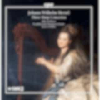 Hertel: 3 Harp Concertos